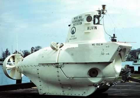 アルビン号 - DSV Alvin - Japan...